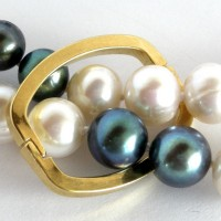 Large gpbrass shortener pearls a
