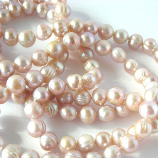 lavender pearl long da