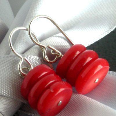red-bamboo-coral-stack-earrings-a