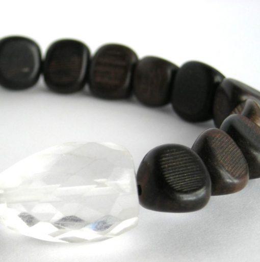rock crystal quartz mabolo da