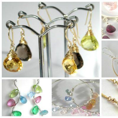 Find Jewellery by Colour