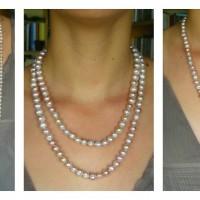 lavender pearl Collage