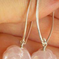 rose-quartz-carved-flower-long-drop-sterling-earrings-a
